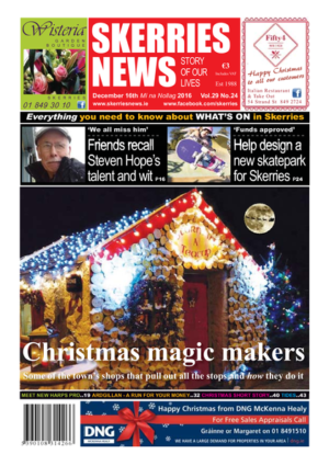 Skerries News December 16th 2016