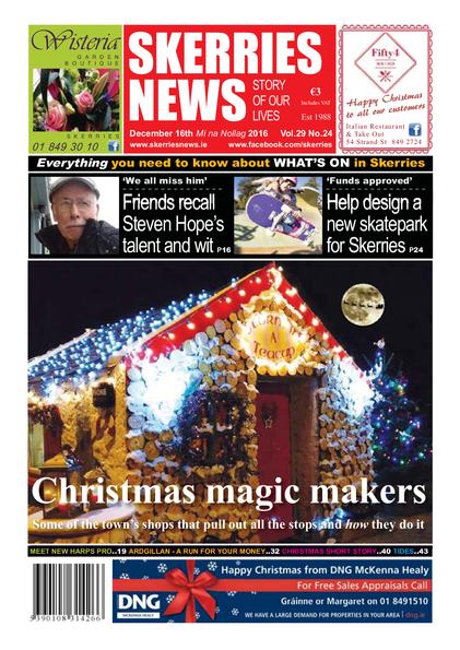 Skerries News December 16th 2016
