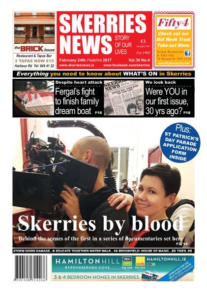 Skerries News February 24th 2017