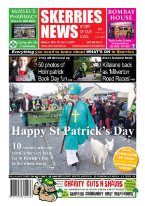 Skerries News March 10th 2017