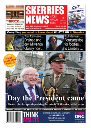 Skerries News May 19th 2017