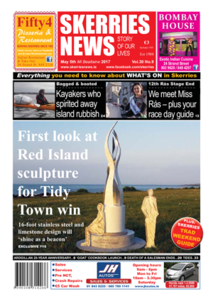 Skerries News May 5th 2017