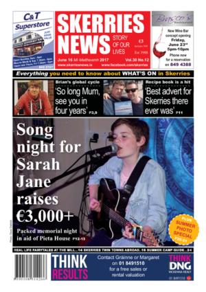 Skerries News June 16th 2017