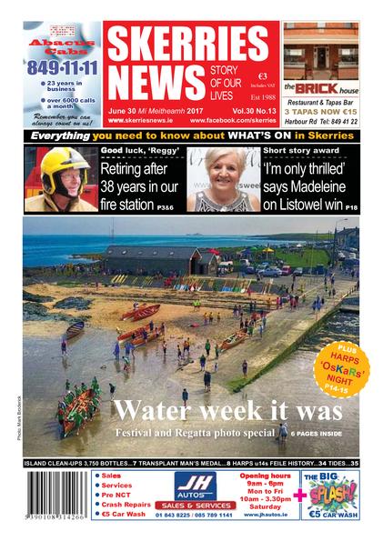 Skerries News June 30th 2017