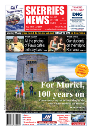 Skerries News July 14th 2017