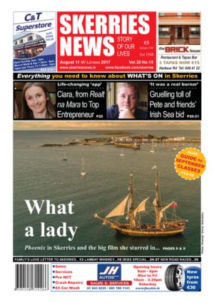 Skerries News August 11th 2017