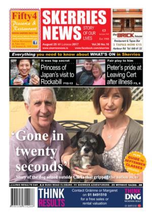 Skerries News August 25th 2017