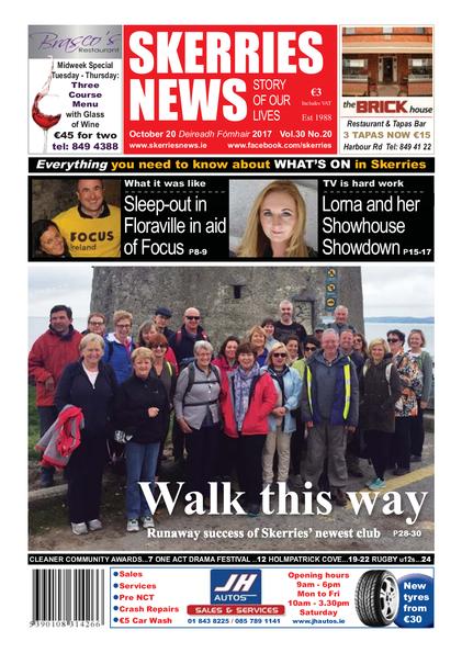 Skerries News October 20th 2017