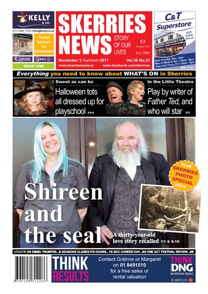 Skerries News November 3rd 2017