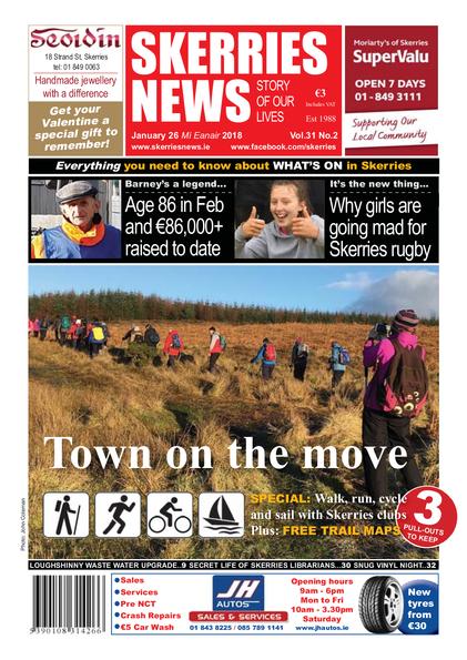 Skerries News January 26th 2018