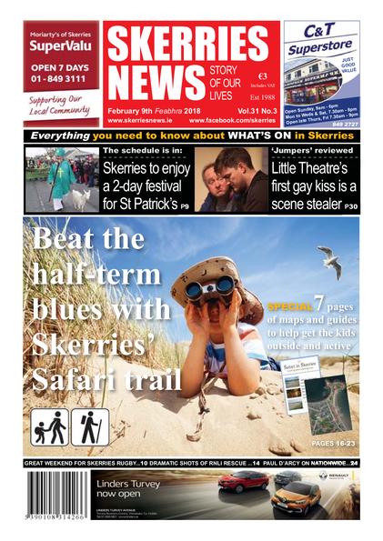 Skerries News February 9th 2018
